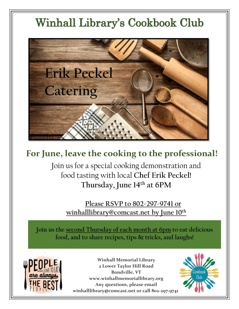 Cookbook Club June 18-edited