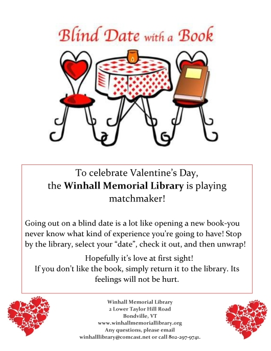 Blind date with a book flyer to share2020